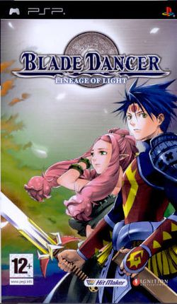 Box artwork for Blade Dancer: Lineage of Light.