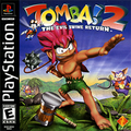 Tomba! 2 - The Evil Swine Return cover.png