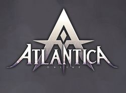 Box artwork for Atlantica Online.