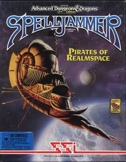 Spelljammer: Pirates of Realmspace — StrategyWiki, the video game