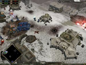 Warhammer 40,000: Dawn of War: Winter Assault/Final Journey