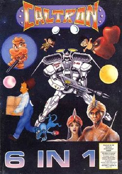 Box artwork for 6 in 1.