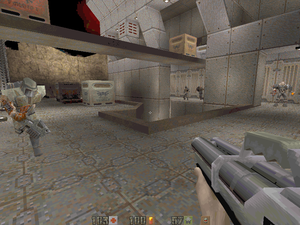 Quake II/Supply Station — StrategyWiki, the video game
