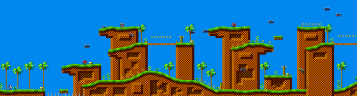 Sonic The Hedgehog Green Hill Strategywiki The Video Game Walkthrough And Strategy Guide Wiki