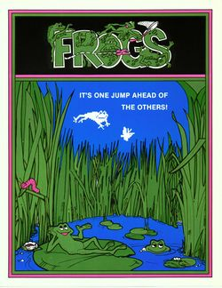 Box artwork for Frogs.