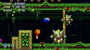 Sonic Mania/Stardust Speedway — StrategyWiki, the video game