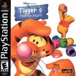 Box artwork for Tigger's Honey Hunt.