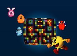 Box artwork for Pac-Man Arrangement.