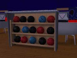 Rackmaster 850 Bowling Ball Rack by Hurling Matters.