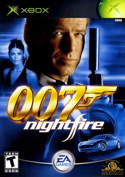 James Bond 007 Nightfire