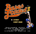 Bases Loaded II NES title.png