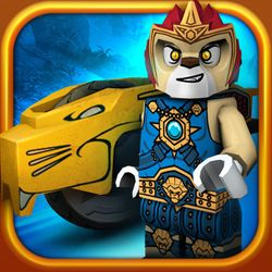 Box artwork for LEGO Legends of Chima: Speedorz.