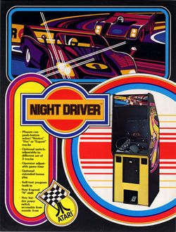Box artwork for Night Driver.