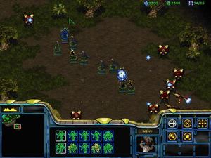 StarCraft/Protoss mission 7: Homeland — StrategyWiki, the video game