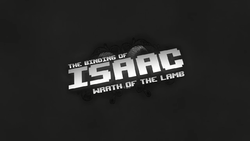 Box artwork for The Binding of Isaac: Wrath of the Lamb.