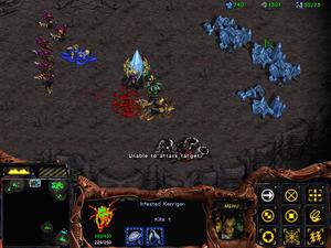 StarCraft/Zerg mission 8: Eye for an Eye — StrategyWiki, the