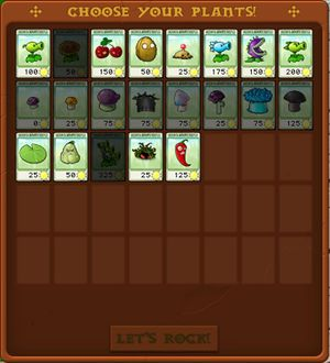 Plants vs. Zombies/Plants — StrategyWiki, the video game ...