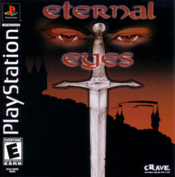 Box artwork for Eternal Eyes.