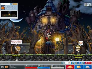 Maplestory/haunted house — strategywiki, the video game.
