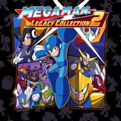 Box artwork for Mega Man Legacy Collection 2.