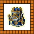 3DDGH King Block's Seal of Approval trophy.png
