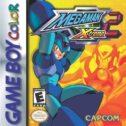 Box artwork for Mega Man Xtreme 2.