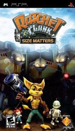 Ratchet Clank Size Matters Strategywiki The Video Game