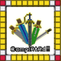 3DDGH All Swords Obtained trophy.png