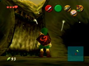 The Legend of Zelda: Ocarina of Time/The Lost Woods — StrategyWiki