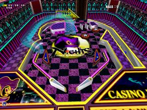 sonic adventures casino
