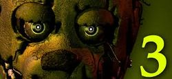 Box artwork for Five Nights at Freddy's 3.