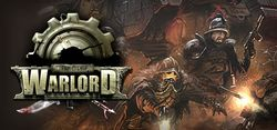 Box artwork for Iron Grip: Warlord.