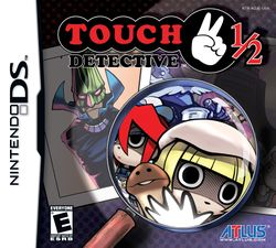 Box artwork for Touch Detective 2 ½.