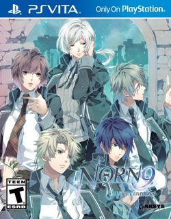 Box artwork for Norn9: Var Commons.