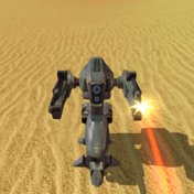 KotOR Model Vorn's Assault Droid.png