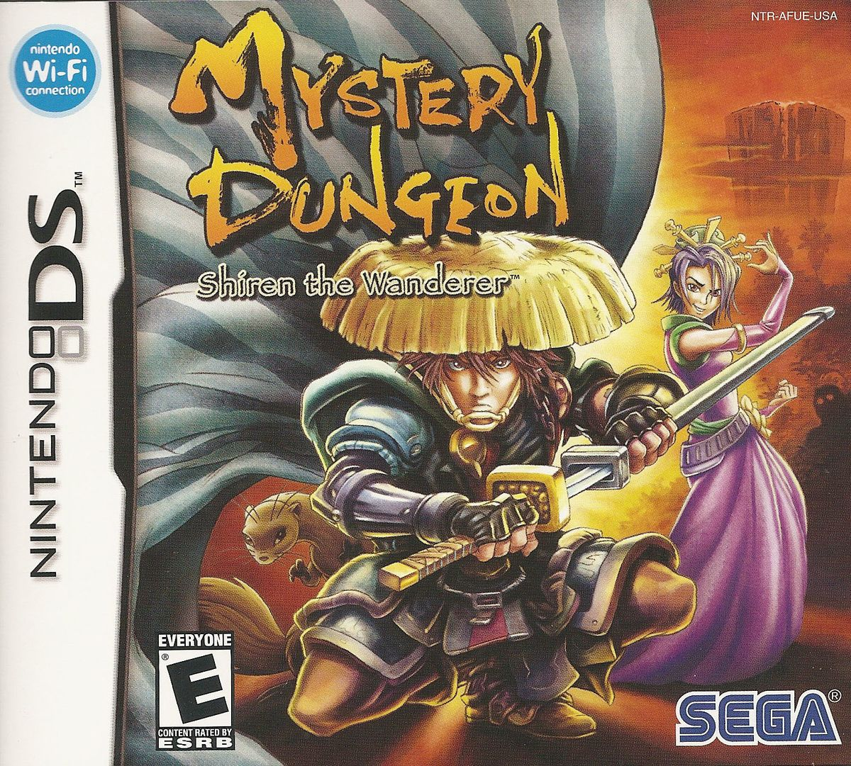 Mystery Dungeon: Shiren The Wanderer