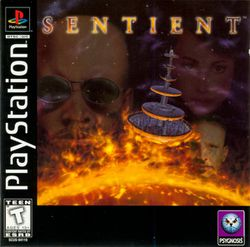 Box artwork for Sentient.