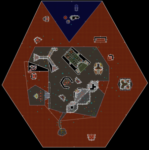 Doom/E3M6: Mt  Erebus — StrategyWiki, the video game