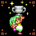 Monster World IV silver trophy.png