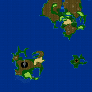 Final Fantasy IV/Locations — StrategyWiki, the video game ...