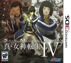 Box artwork for Shin Megami Tensei IV.