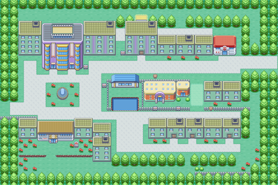 Pokémon FireRed and LeafGreen/Celadon City — StrategyWiki, the ...