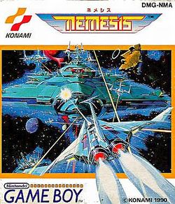 Box artwork for Nemesis.