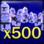 Lego Star Wars 3 achievement Attack of the clones.png