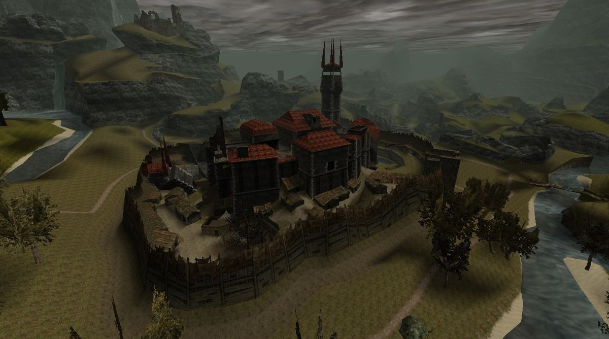 Gothic/The Old Camp — StrategyWiki, the video game walkthrough and ...