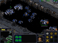 StarCraft/Terran mission 10: The Hammer Falls — StrategyWiki, the