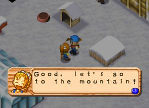 Harvest Moon 64/Winter (Year 1) — StrategyWiki, the video