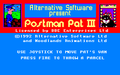 Postman Pat 3 To the Rescue title screen (Amstrad CPC).png