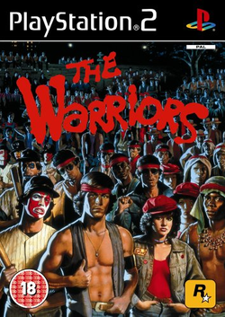 Box artwork for The Warriors.