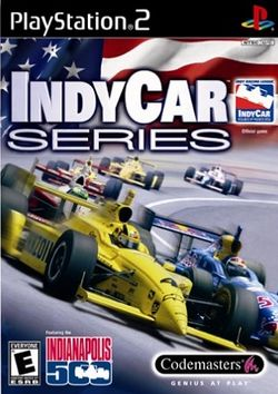 Box artwork for IndyCar Series.